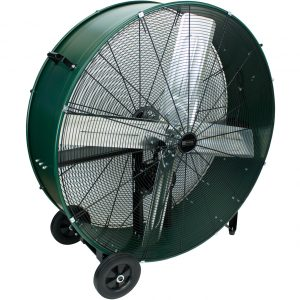 King Electric | High Velocity Drum Fans