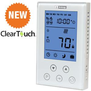 model k302pe  programmable thermostat