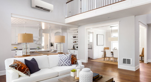 Electric Heating To Supplement Ductless Heat Pumps